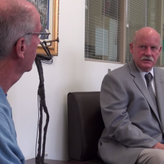 KBPK Interview with Dean Bob Jensen of Fullerton College