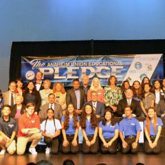 Fullerton College Joins Anaheim Union Educational Pledge