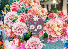 Fullerton College Celebrates Día De Los Muertos Oct. 24