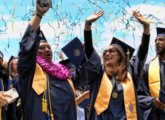 Commencement 2019 Celebrates More Graduates and More Degrees