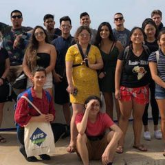 Students Spend a Semester in Spain