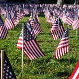 Fullerton College Honors Veterans with Field of Heroes
