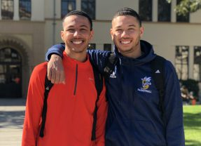 Two Brothers, Different Talents, Hit Record Achievements at Fullerton College
