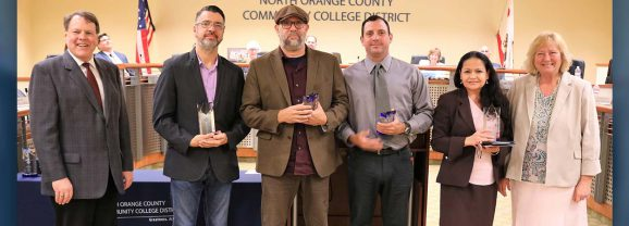 North Star Award Recognizes Four Outstanding Hornets