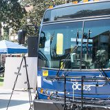 Free Bus Rides Off to Strong Start at Fullerton College