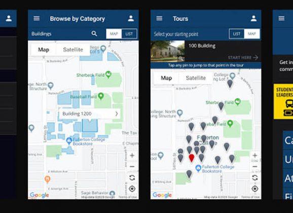Fullerton College Launches New App