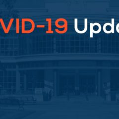 COVID-19 Updates on Dedicated Website